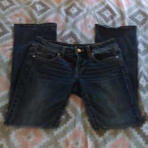 American Eagle Outfitters Size 4 Kick Boot Jeans